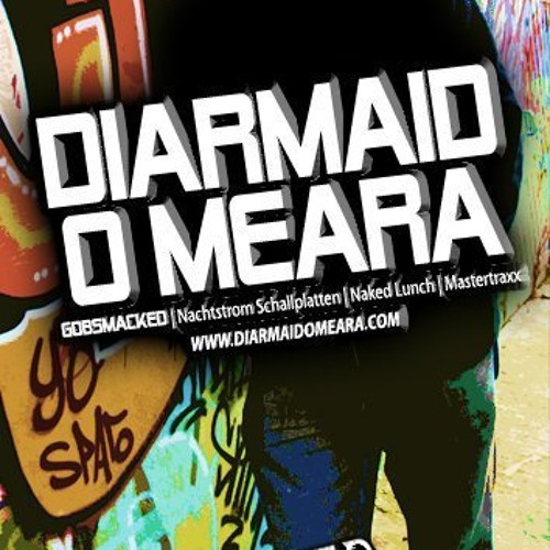 Gobsmacked Sessions Cast 016 - Diarmaid O Meara