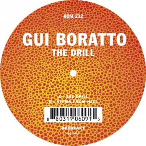 Gui Boratto - The Drill (KOM 232)