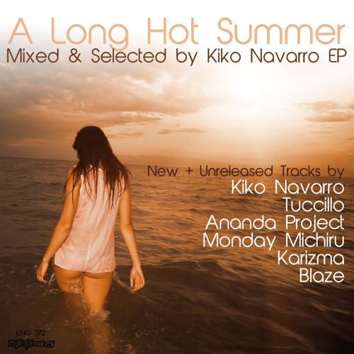 KIKO NAVARRO - A LONG HOT SUMMER SAMPLER MIXED