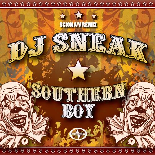 DJ Sneak - Southern Boy (Jesse Rose Remix)