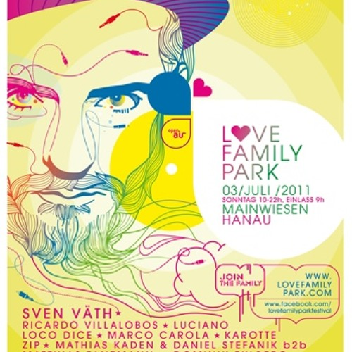 """tINI - """"LOVE for the family park"""" mix - june 2011"""