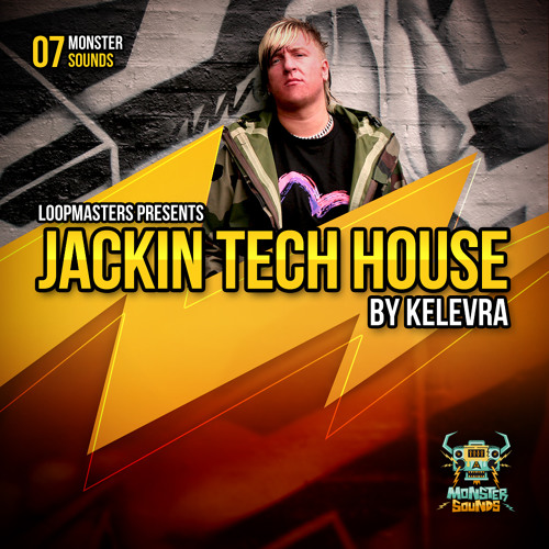 Kelevra 'Jackin, Tech and Electro' - Free Samples And Demo!