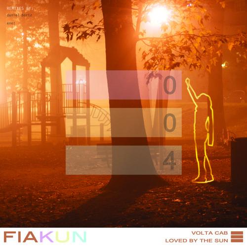 Fiakun004 - Volta Cab - Be Madly In My Love (Daniel Bortz Remix)