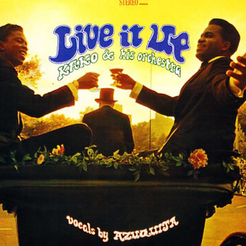 Kako & his orchestra - Live It Up (1967) SOUNDSOFTHE70S.BLOGSPOT