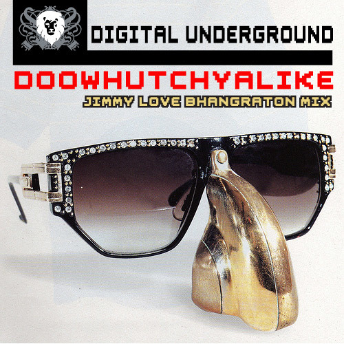 DU - DOOWHATCHYALIKE (JIMMY LOVE BHANGRATON MIX)
