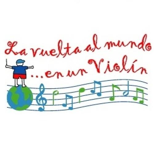 """Spot publicitario de """"La Vuelta al Mundo en un Violín"""""""