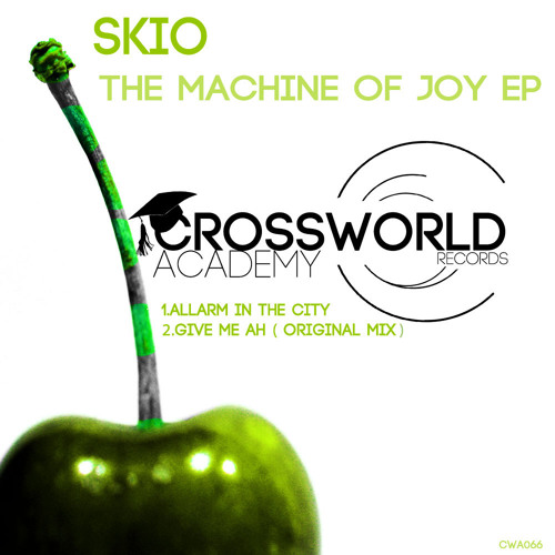 Giacomo Schianchi aka Skio - Give me ah ( Original Mix )