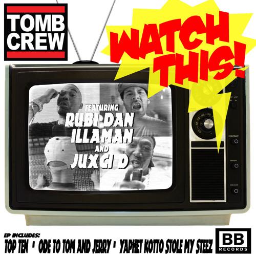 "Tomb Crew - ""Yaphet Kotto Stole My Steez"" (Black Butter #9)"