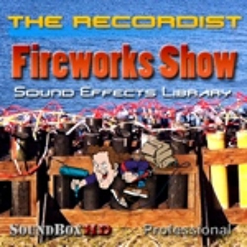 Fireworks Show Presentation