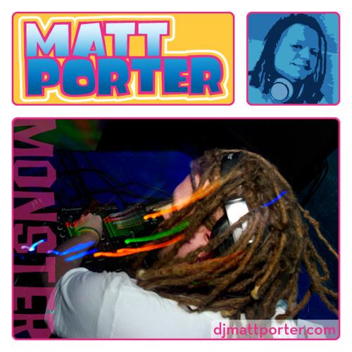 Matt Porter - Monster (Promo Mix)