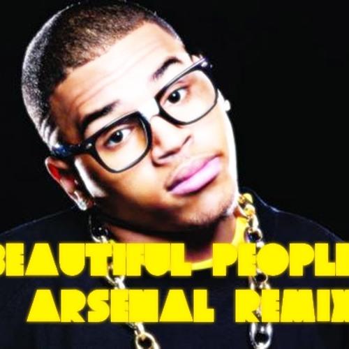 Chris Brown -Beautiful People (ARSENAL Remix)