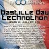 THE TRUCKDRIVERS @ BASTILLE DAY FRENCH TECHNOTON 16/07/2011