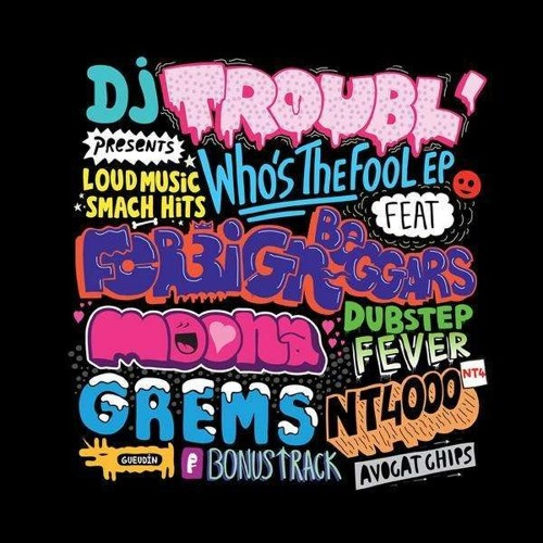 Dj Troubl feat Foreign Beggars & Moona - Who's the Fool ★The Spikerz Mashup★ FREE DOWNLOAD