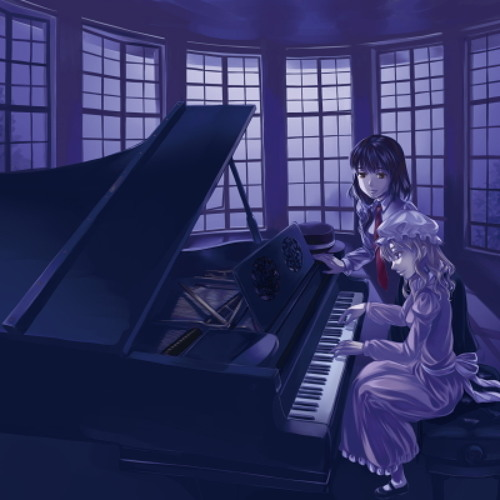 ピアノのための東方小品集 Op.2 XFD demo
