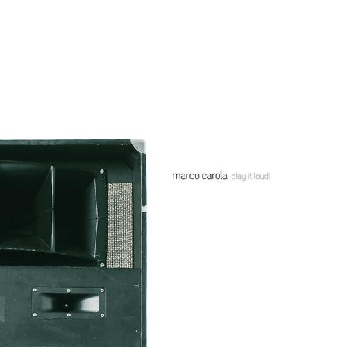Marco Carola - The Jingle (Original Mix)