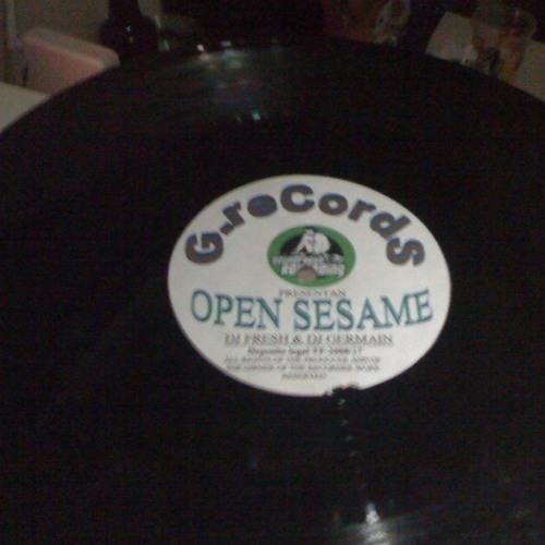 FRESXSH & Dj Germain - Open Sesame (Original Mix) Demo