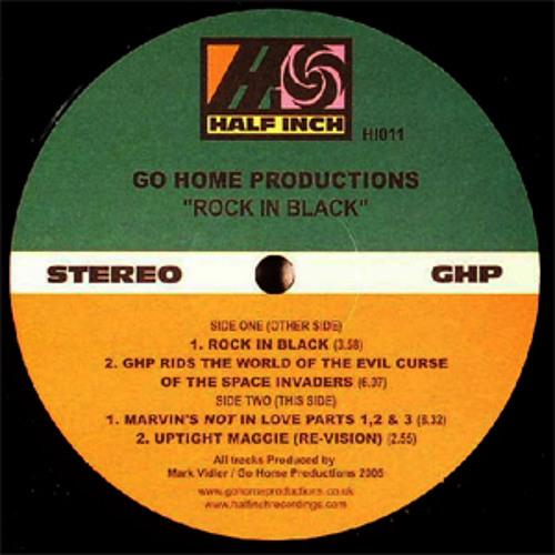 Go Home Productions - Dj Mark Vidler - Mash up - Uptight Maggie