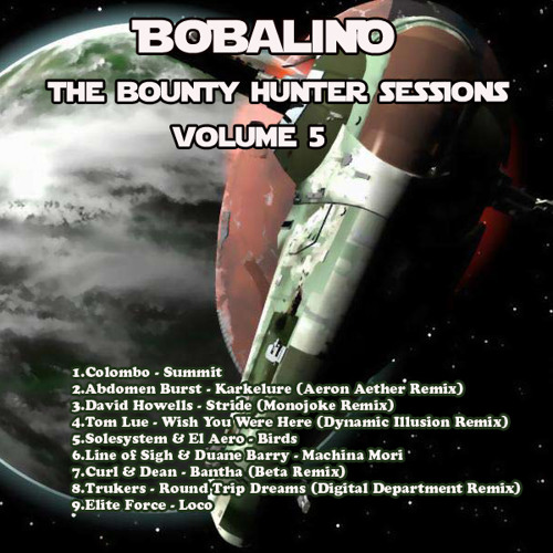 Bobalino Presents The Bounty Hunter Sessions Volume 5 (Free Download)