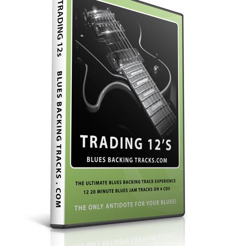 Trading 12s - 12 Twenty Minute Blues Backing Tracks Compilation