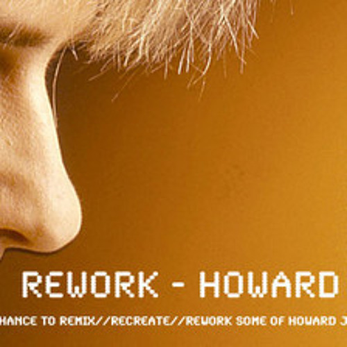 Howard Jones - I've Said Too Much (Stephen Sherrard - Broken Heart Remix)