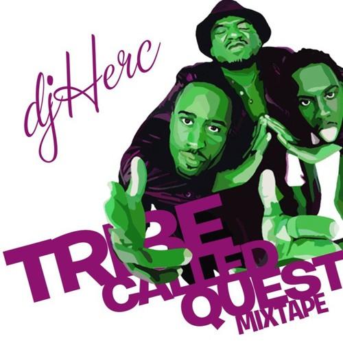 DJ.HERC  A TRIBE CALLED  QUEST MIX