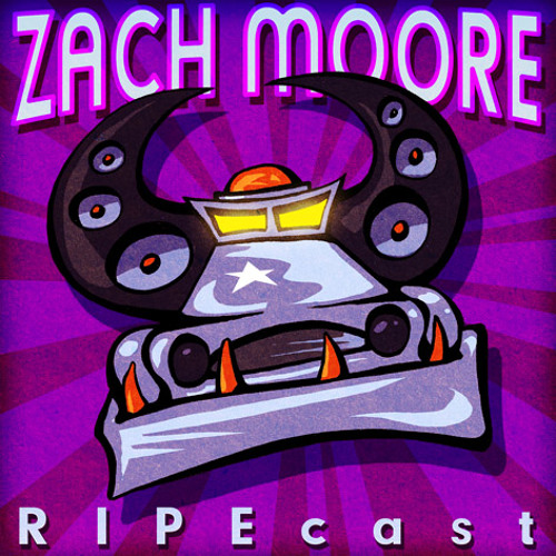 Zach Moore [Space Cowboys] on The RIPEcast!