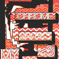 Chrome Sparks All There Is (Ft. Steffaloo) Artwork