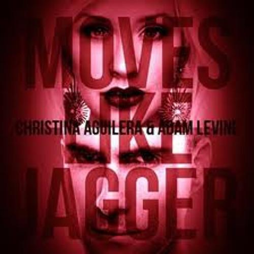 Adam Levine ft Christina Aguilera - Moves Like Jagger (Bezwun Breaks Mix) *FreeDownload*