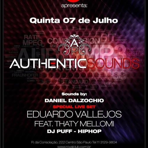 DJ Daniel Dalzochio live @ Royal Club, SP - 07.07.2011