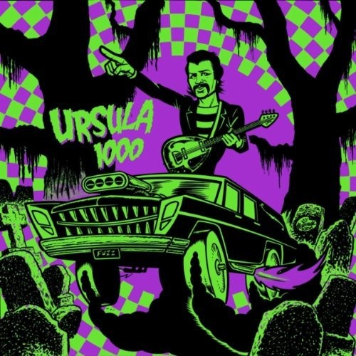 Ursula 1000 - Hey You (The Captain Remix) feat Fred Schneider