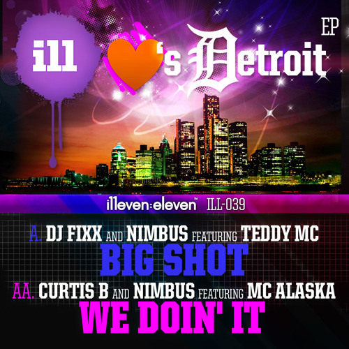 "Curtis B and Nimbus featuring MC Alaska - ""We Doin' It"""
