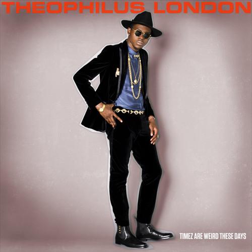 "Theophilus London - ""Last Name London"""