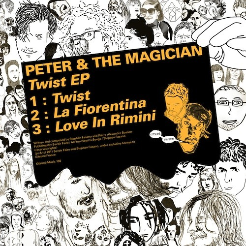 Peter & The Magician - Twist (Jerry Bouthier edit)