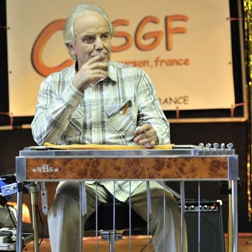 PLAY THAT TEXAS 2 STEP - tribute to rudy OSBORNE Pedal steel guitar bernard Glorian