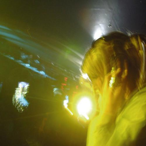 Andrea Parker appearing on The Jonny Trunk Show (Resonance 104.4 FM)