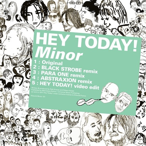 Hey Today - Minor (Para One Remix)