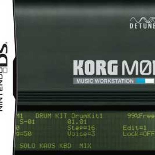 Jin -KORG M01 HipHop Remix-