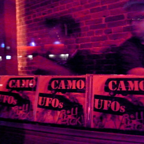 Camo UFOs DJ Mixes