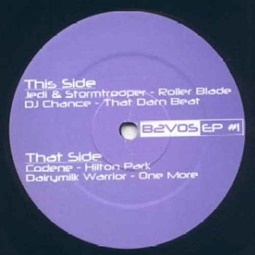 Back To The Old Skool EP's (2001-2007)