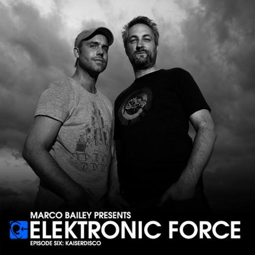 Elektronic Force Podcast 006 with Kaiserdisco