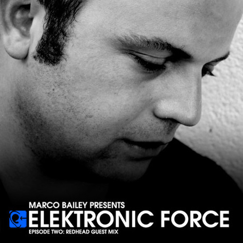 Elektronic Force Podcast 002 with Redhead