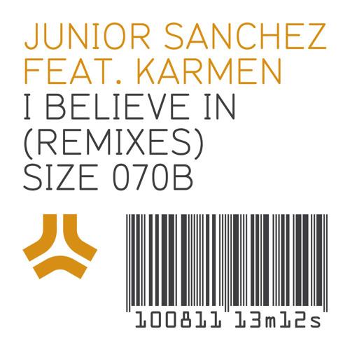 Junior Sanchez 'I Believe In' (Third Party Remix Clip)