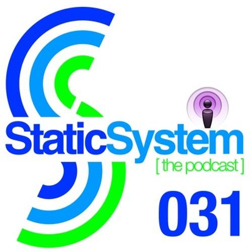 ILL DJ Chris B Static System Podcast 031