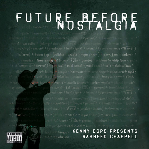Building 8-Future Before Nostalgia-Rasheed Chappell