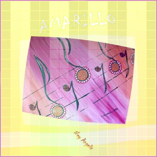 CD Amarillo - Ney Angelis