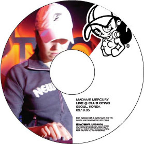 Live In Seoul Korea @ Club Otwo (UPS 09 - 03.19.2005) - DJ Mix