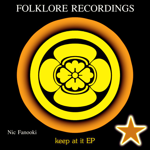 Nic Fanooki - 'Love Is In The Air' [Keep At It EP] out 02.09.2011