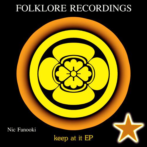 Nic Fanooki - 'Choke Machine' [Keep At It EP] out 02.09.2011