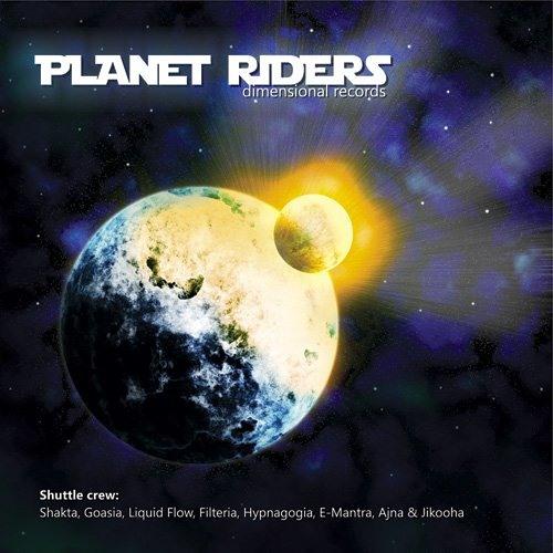 Goasia - Zero Gravity (Dimensional Records)