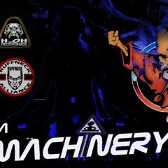Da Machinery @ More Artcore!